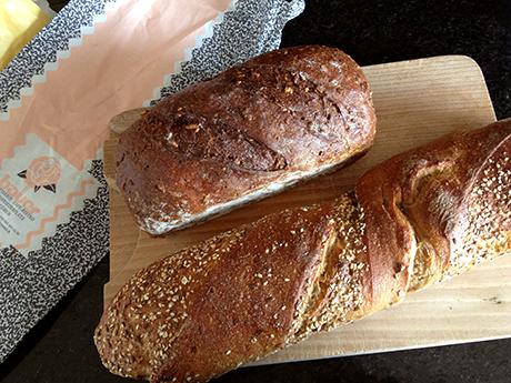 Bauer bread